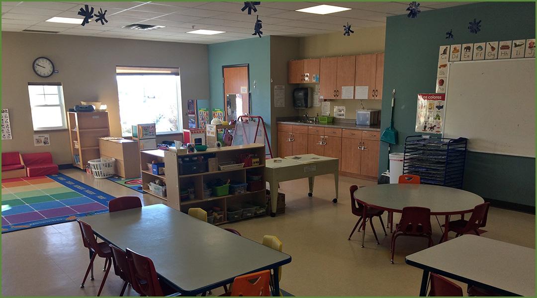 Pre-Kindergarten Room 1