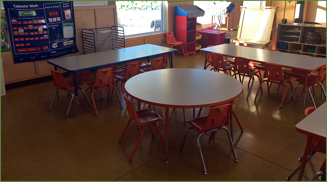 School-Age Room 1