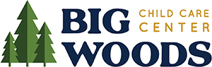 Big Woods Child Care Logo